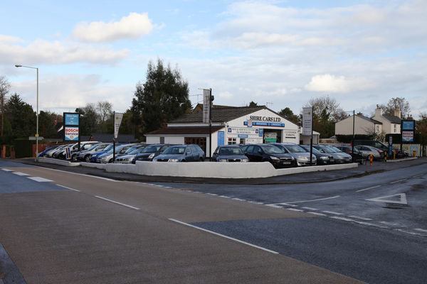 Shire Cars Owners - Mark and Peter